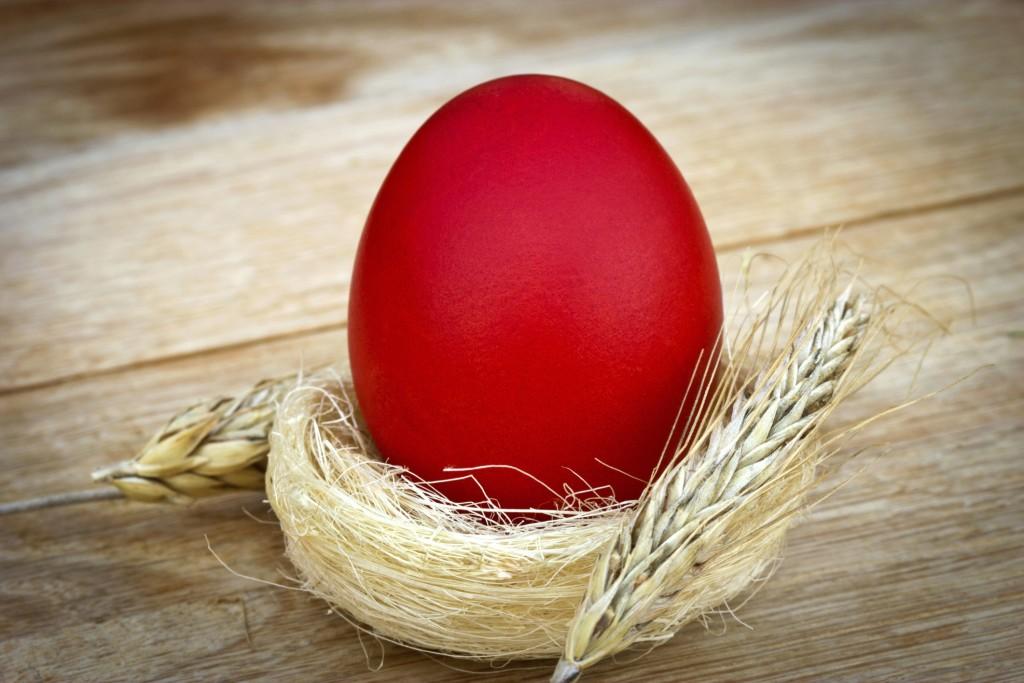 Тайното;) Великденско яйнце